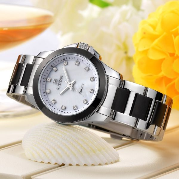 Dameur - MEGIR Lady Silver White