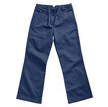 Girls School Uniform Pants - Navy 12