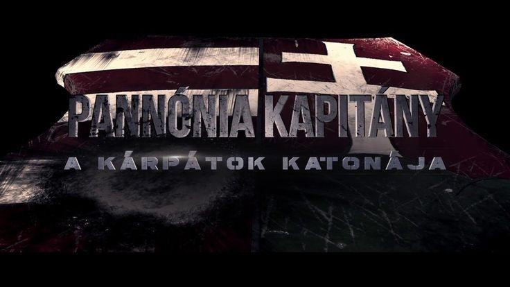 Pannónia Kapitány: A Kárpátok Katonája - Hivatalos előzetes. Fantasztikus ötlet, remek megvalósítással: a Pannónia Kapitány előzetese a történelemből merít, és a látottak alapján történelmet ígér.  Március 14-én debütált a Nyugat gondozásában a Pannónia Kapitány: A Kárpátok Katonája előzetese, amely a Marvel-filmek mintájára helyezi a magyar harcokat, mégpedig teszi mindezt remek módon.