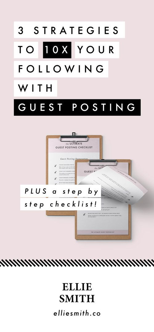 Are you getting the most out of your guest posts? Here's three strategies that will explode you email list!