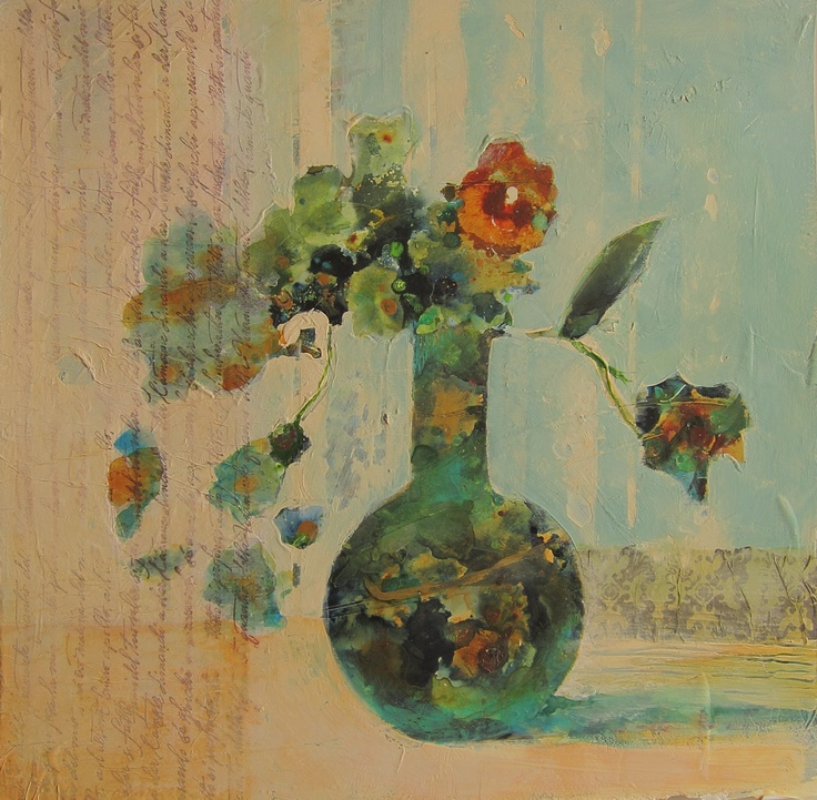 Mixed Media Still Life By Judy Thorley Art Images Art