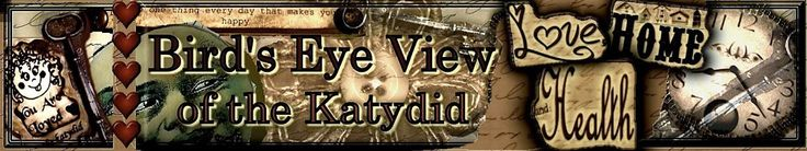 the Katydid on Love, Home and Health: When the Pap Test is Bad, Then What?#.U9V6tPldXdk Did you know you can almost always turn around a bad pap test yourself for about $5.....yup...sure can   http://www.lovehomeandhealth.com  When the Pap Test is Bad....THEN What?