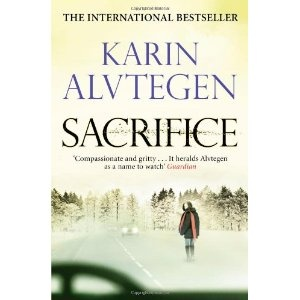 Sacrifice. Currently reading this and it's quite intriguing.