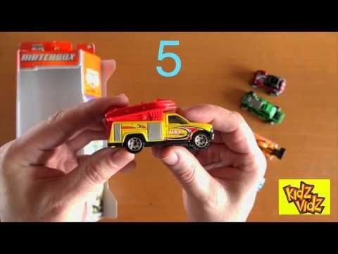 Counting with Matchbox Cars | Storyteller Media