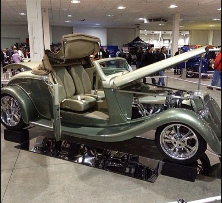1933 Ford Cabrio Custom