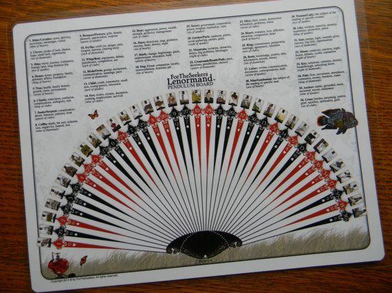 how to make a pendulum board
