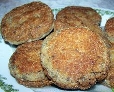 Man That Stuff Is Good!: Fried Salmon Patties