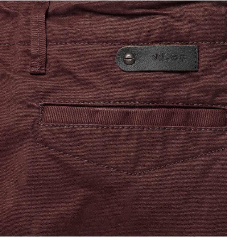 NN.07 Simon Straight-Leg Cotton-Twill Trousers | MR PORTER