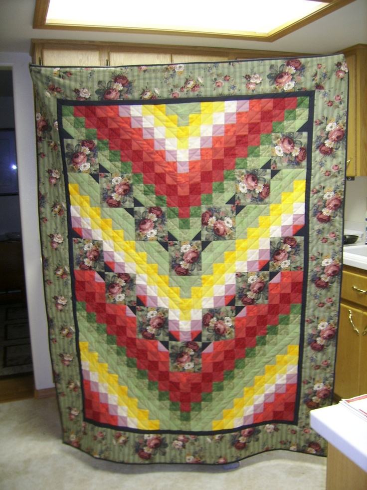 18 Best Images About Bargello Quilts On Pinterest Free