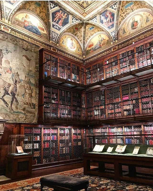 What Morgan Library And Museum A Complex Of Buildings In The Heart Of New York City The Morgan Library Museum Began As Museum Morgan Library New York City