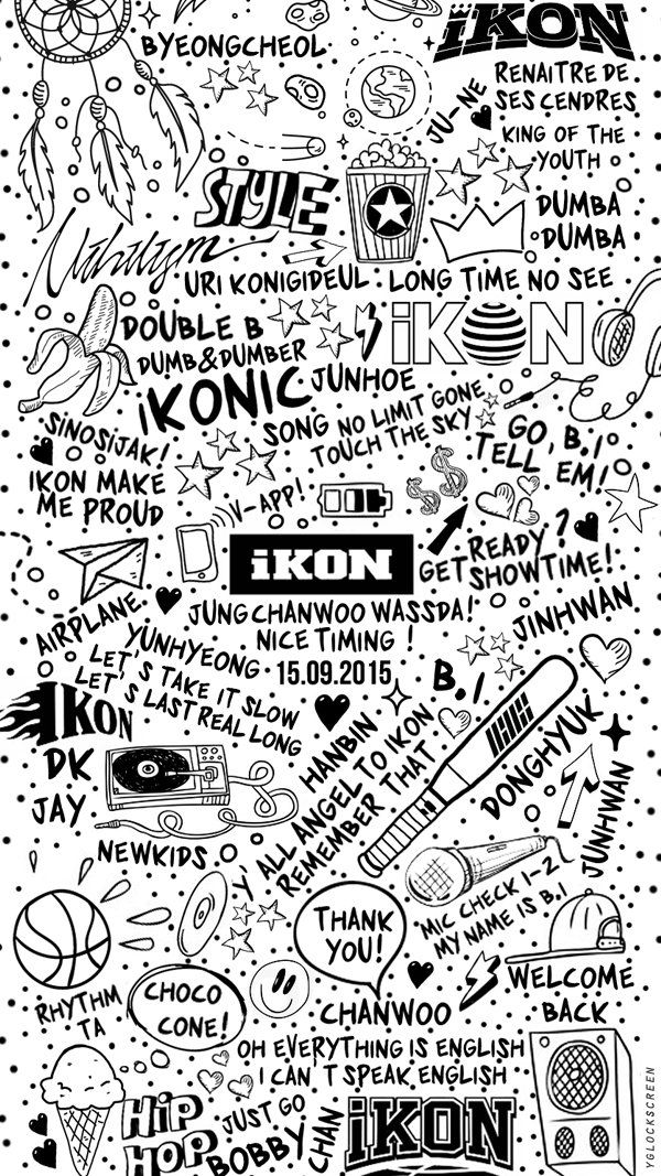 IKON | Wallpaper