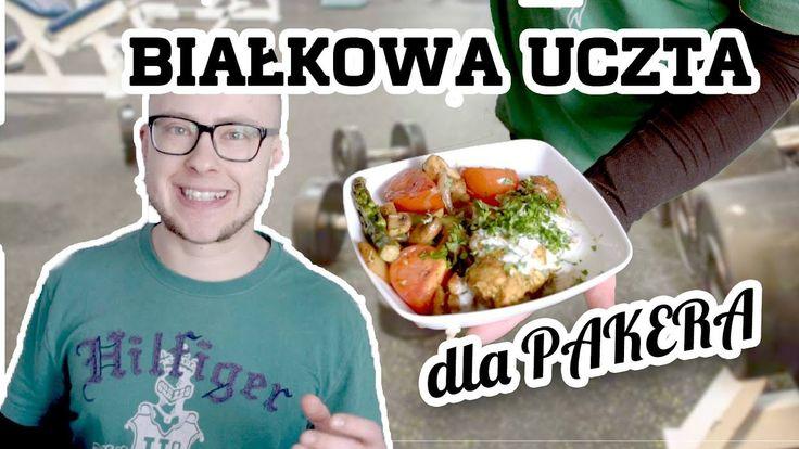 Posiłek dla koksa | NISKO KALORYCZNY | wysoko białkowy | Proteinowe Klus...