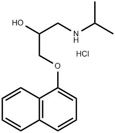 What does propranolol do