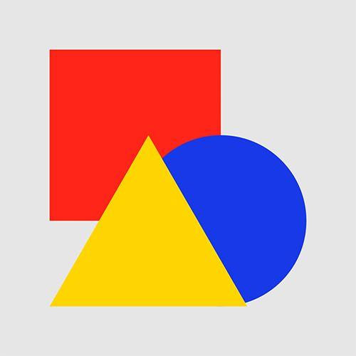Essential Bauhaus © HUSH #bauhaus #gif #design