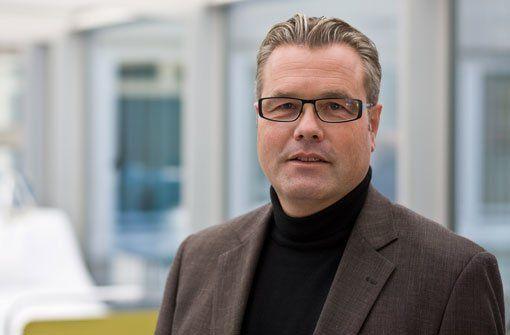 Martin Kalus, Koordinator des Transplantationszentrums Stuttgart, wirbt im Interview um mehr Aufklärung zum Thema Organspende. Foto: Privat