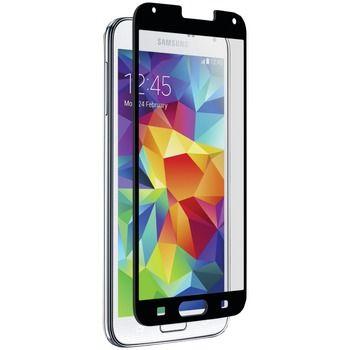 Znitro Samsung Galaxy S 5 Nitro Glass Screen Protector (black)