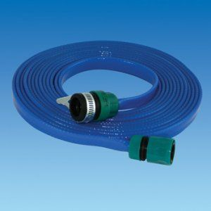 Flat Hose Food Grade 25Ft