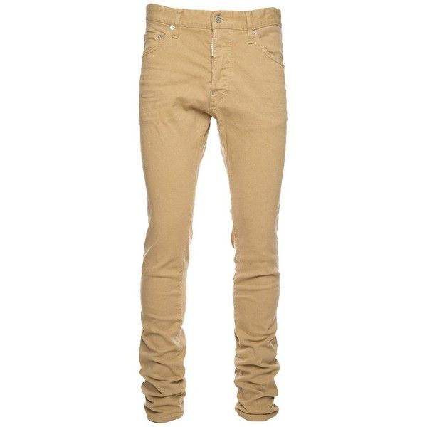 Jeans ($202) ❤ liked on Polyvore featuring men's fashion, men's clothing, men's jeans, menclothingjeans and mens button fly jeans