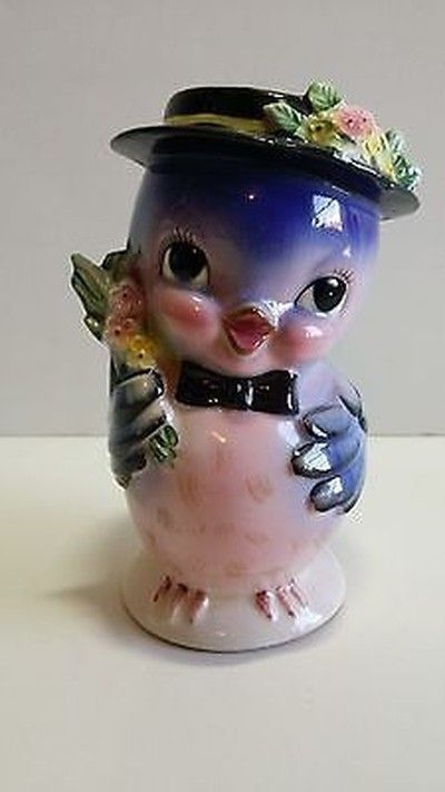 520 Best Images About Vintage Figurines On Pinterest