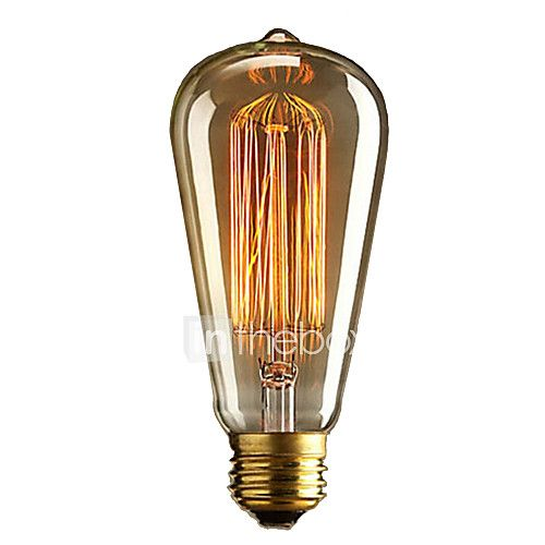 Retro Vintage E27 Artistic Filament Bulb Industrial Incandescent 40W - GBP £2.73 ! HOT Product! A hot product at an incredible low price is now on sale! Come check it out along with other items like this. Get great discounts, earn Rewards and much more each time you shop with us!