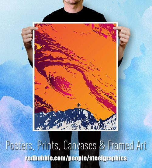 Stand on Europa  Prints and Posters