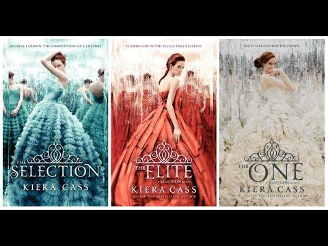 Recensione Trilogia The Selection di Kiera Cass