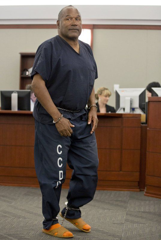 #OJ #faces good chance at #parole...