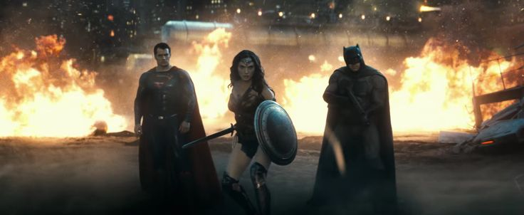 batman v superman dawn of justice 2016 | Batman v Superman: Dawn of Justice' Trailer: Doomsday Arrives