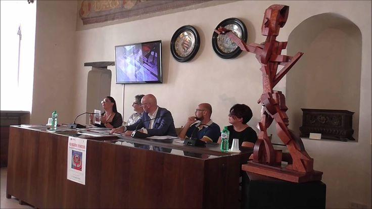 PRESENTAZIONE MOSTRA-SALVATORE ATTANASIO AVITABILE A GUALDO TADINO-AGOST...