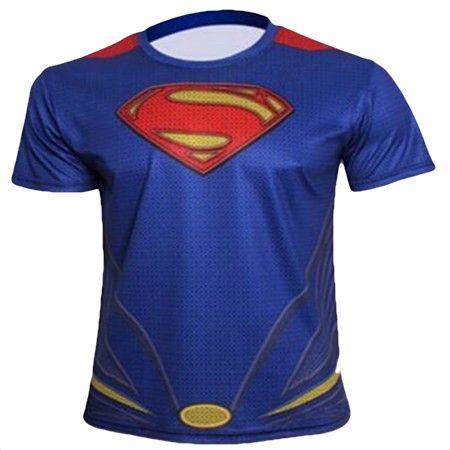 Super Hero Fitness T-Shirt Men