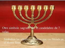 Resultado de imagen para el candelabro del tabernaculo