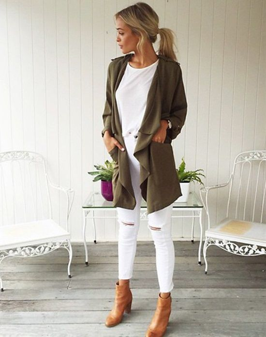 Elegant Fall Outfit