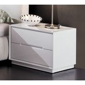 Found it at Wayfair Australia - Valentino Bedside Table in White