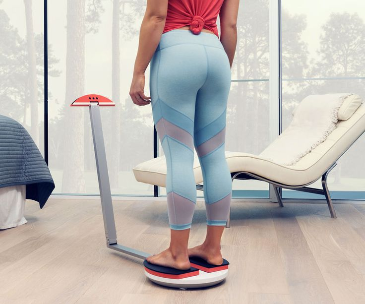 """ShapeScale says its 3D body scanner and fitness tracker is """"like a magic mirror that allows you to time travel. See your present and past self from any angle."""" Hmmm, """"magic mirror,"""" huh? Something tells me my relationship with this """"Mirror, mirror un"""