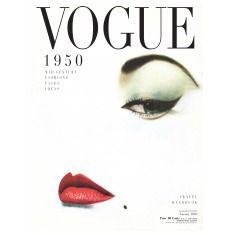 Vogue cover 1950 print