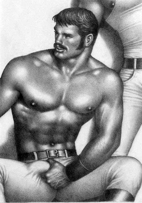 Eeotic Gay Porn Pencil Drawing - 140 best Art by Tom of Finland (Touko-Laaksonen, 1920-1991) images on  Pinterest | Tom of finland, Erotic art and Gay art