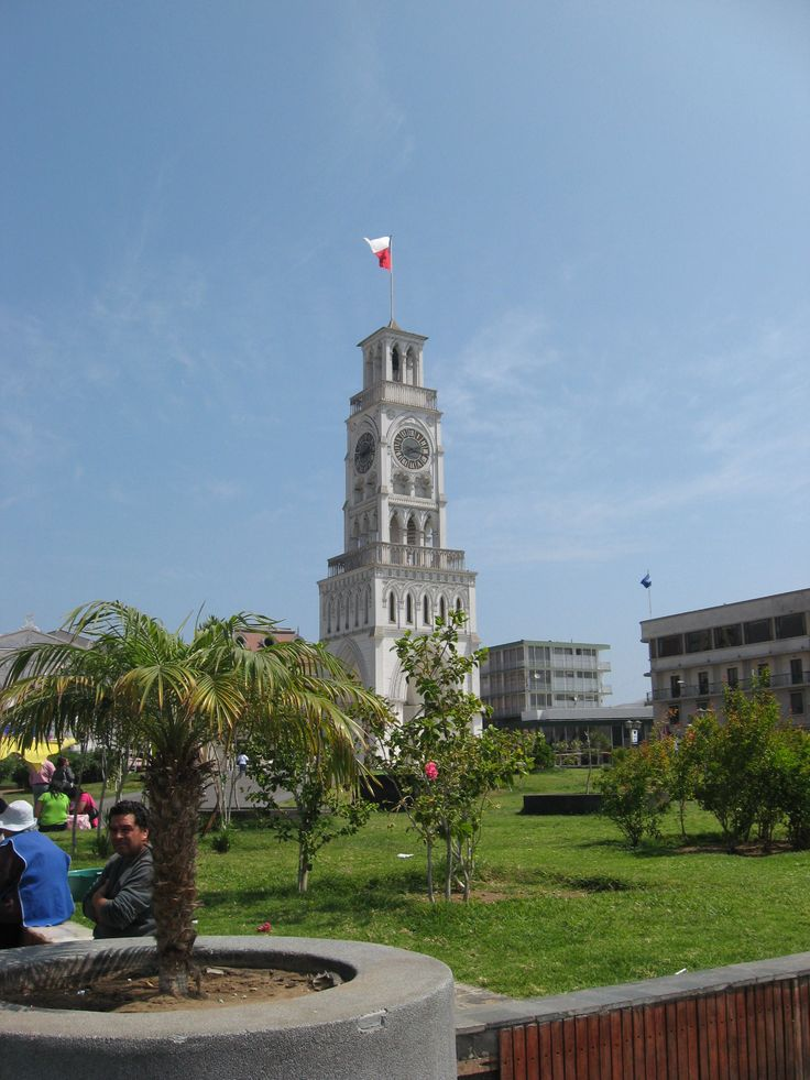 Plaza Arturo Prat-Iquique