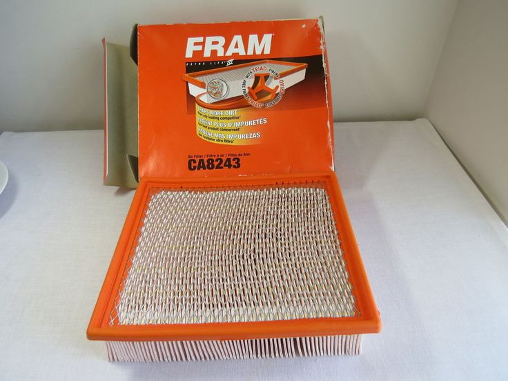 Fram Air Filter CA8243 EXTRA LIFE   FAST FREE SHIPPING #Fram