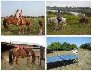 """""""Лошадиная неделя"""" - это когда не работаешь, как лошадь, а отдыхаешь с ними + финстрип поездки"""