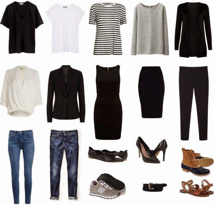 a suitable wardrobe essentials 2