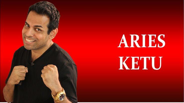Ketu in Aries in Vedic Astrology (All about Aries Ketu) South node in Ar...