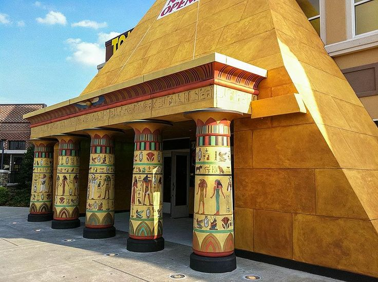 The Tomb in Pigeon Forge is an adventure/escape game for the whole family. Come see this attraction for your self.