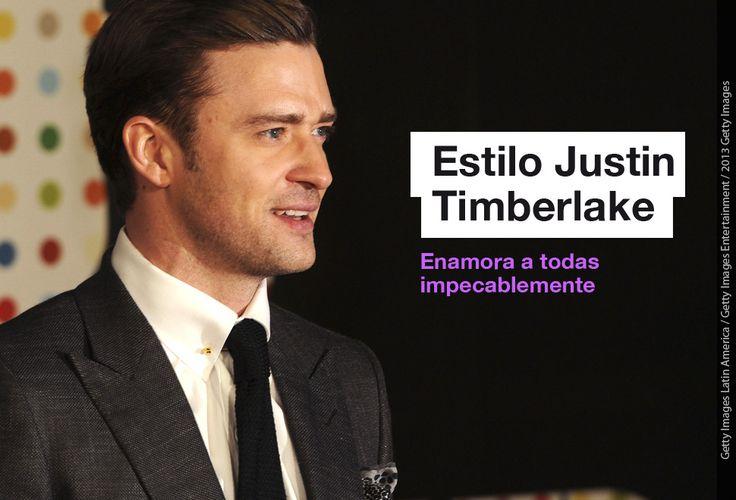 Como pocos, Justin Timberlake combina accesorios de todo tipo, siguiendo las últimas tendencias, pero sin perder su esencia. Tiene varios estilos, pero todos hablan de él. El actor y cantante siempre destaca en materia de indumentaria masculina: sombreros, gafas, gorras, corbatas estrechas, trajes entallados, barba, jeans desgastados, todo lo usa...