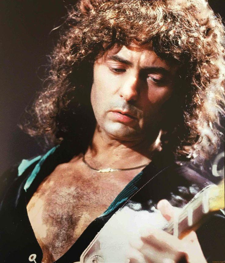 """Ritchie Blackmore, 1985 """