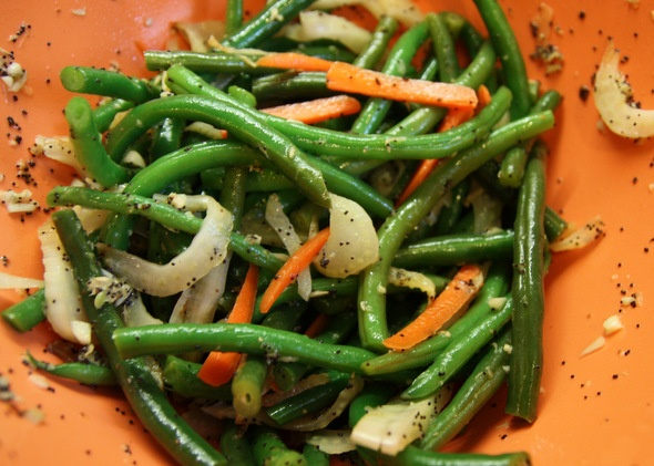1000+ images about Green Beans on Pinterest   Green beans, Green bean ...
