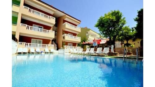 Efe Maris Apart Marmaris Featuring air conditioning, Efe Maris Apart is set in Marmaris, 2.2 km from Karacan Point Center. Marmaris Thursday Market is 2.9 km from the property.  All units include a TV with satellite channels. Some units have a dining area and/or balcony.