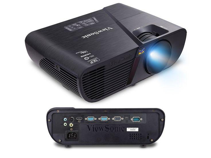 Proyector Viewsonic PJD5155 LightStream™ DLP 3300 ansi - SuperColor™