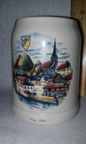 Kups 1993 Roval Bavaria Beer Stein Mug Extra Large Holds .5 L Vintage stores.ebay.com/fuzziestdawg