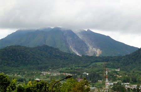 Gunung Sibayak Sumatera Utara