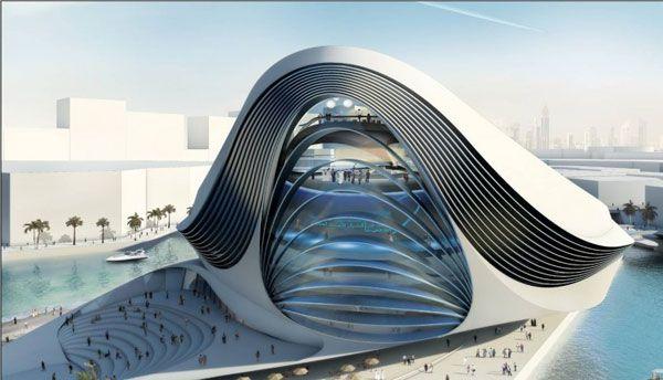Architecture Design  By Zaha Hadid